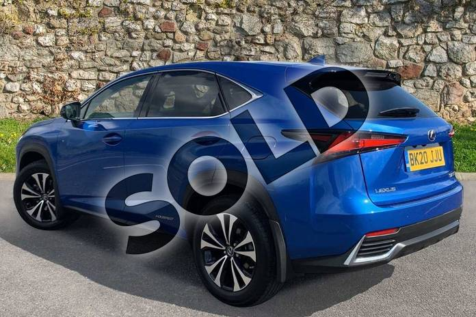 Image two of this 2020 Lexus NX Estate 300h 2.5 5dr CVT (8