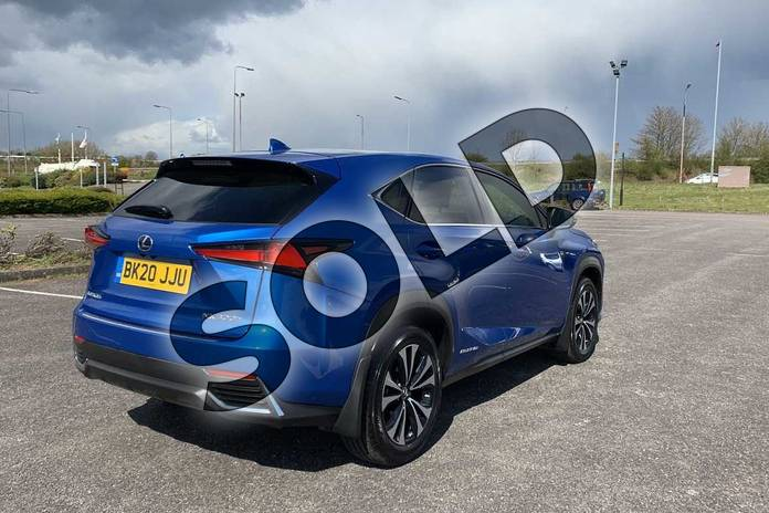 Image eighteen of this 2020 Lexus NX Estate 300h 2.5 5dr CVT (8