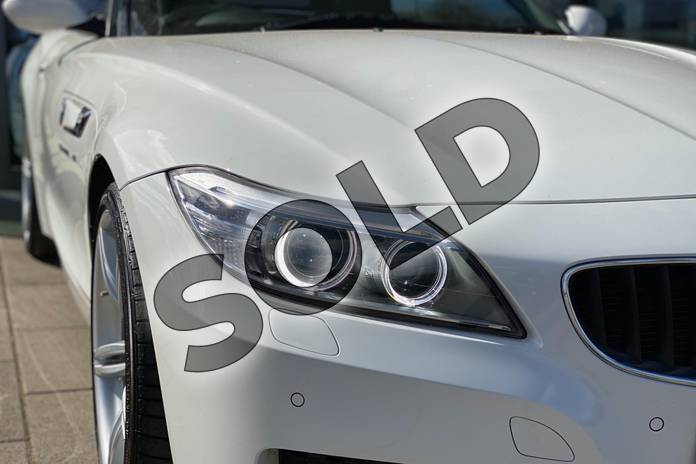 Image nineteen of this 2017 BMW Z4 Series Z4 sDrive20i M Sport Roadster in Alpine White at Listers King's Lynn (BMW)