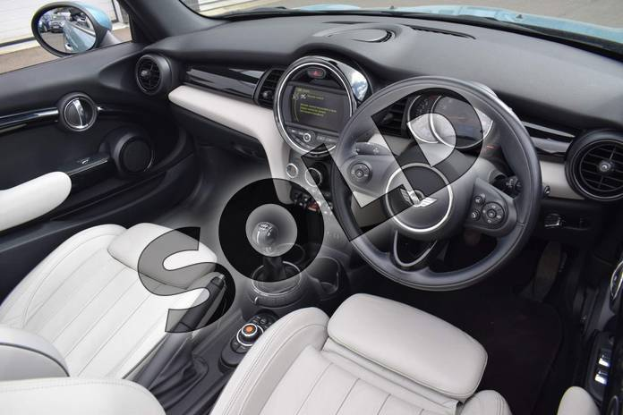 Image six of this 2016 MINI Convertible Cooper S  in Caribbean Aqua at Listers Boston (MINI)