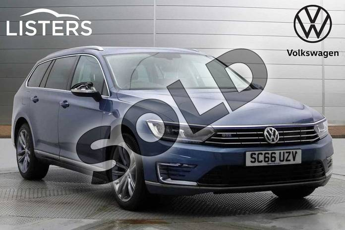 Picture of Volkswagen Passat 1.4 TSI GTE 5dr DSG in Harvard Blue