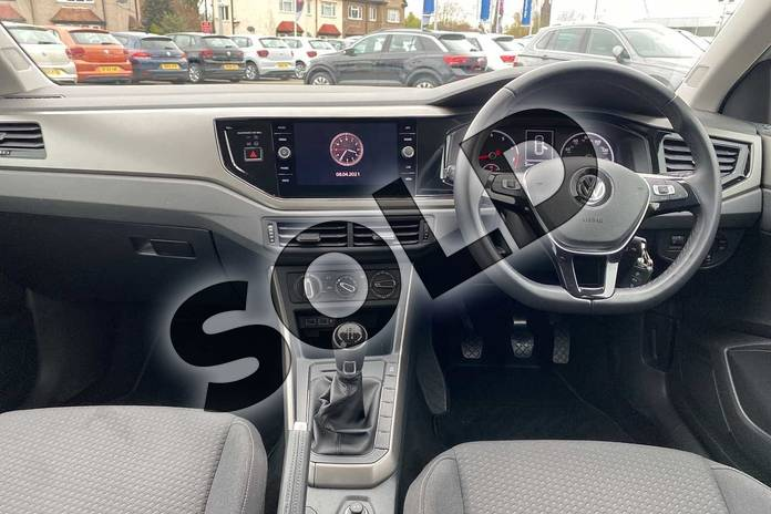 Image twelve of this 2018 Volkswagen Polo Hatchback 1.0 TSI 95 SE 5dr in Reflex silver at Listers Volkswagen Coventry