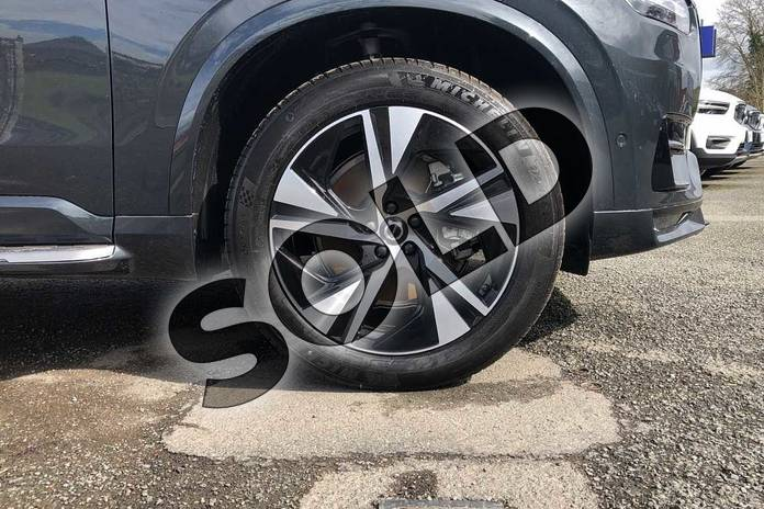Image five of this 2021 Volvo XC90 Estate 2.0 B5P (250) R DESIGN 5dr AWD Gtron in Savile Grey at Listers Volvo Worcester