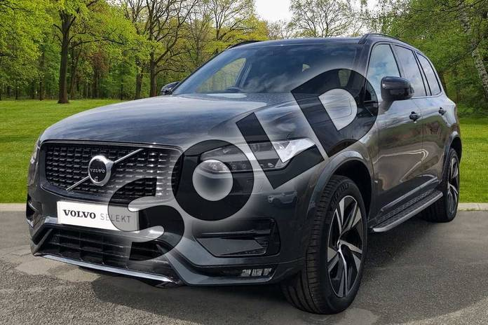 Image nine of this 2021 Volvo XC90 Estate 2.0 B5P (250) R DESIGN 5dr AWD Gtron in Savile Grey at Listers Volvo Worcester