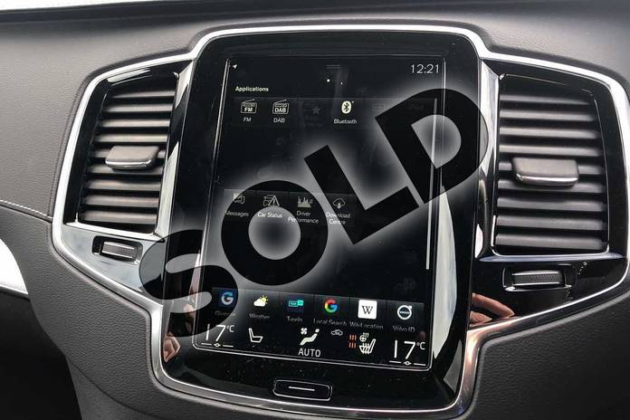 Image seventeen of this 2021 Volvo XC90 Estate 2.0 B5P (250) R DESIGN 5dr AWD Gtron in Savile Grey at Listers Volvo Worcester
