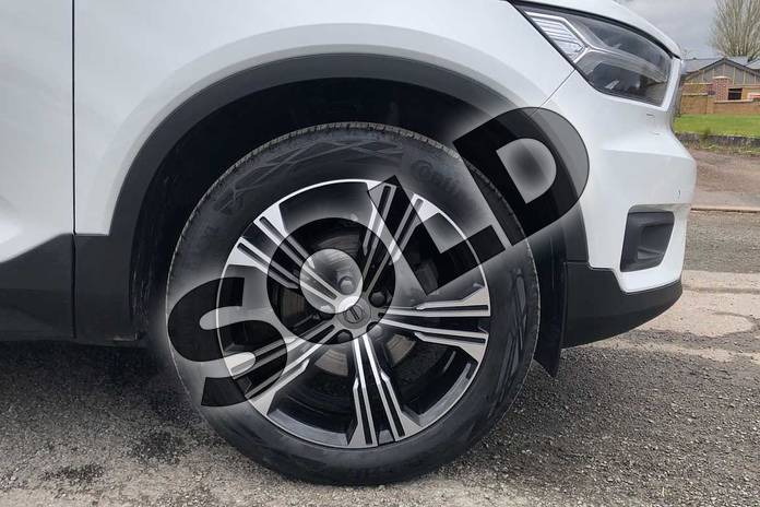 Image five of this 2020 Volvo XC40 Estate 1.5 T3 (163) Inscription Pro 5dr in Crystal White at Listers Volvo Worcester