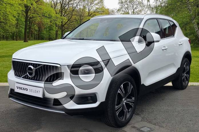 Image nine of this 2020 Volvo XC40 Estate 1.5 T3 (163) Inscription Pro 5dr in Crystal White at Listers Volvo Worcester