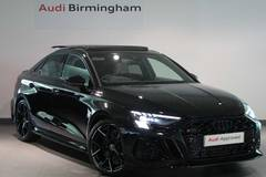 Approved Used Audi RS3 Cars
