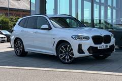 Approved Used BMW X3 Cars