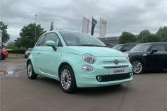 Approved Used Fiat 500 Cars