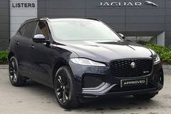 Approved Used Jaguar F-Pace Cars