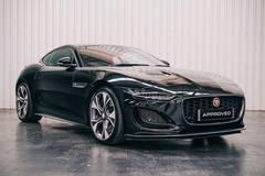 Approved Used Jaguar F-TYPE Cars