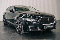 Approved Used Jaguar XJ Cars