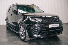 Approved Used Land Rover Discovery Cars