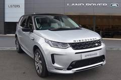Approved Used Land Rover Discovery Sport Cars