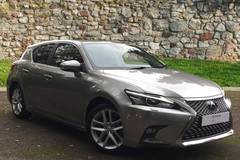 Approved Used Lexus CT Cars
