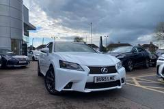 Approved Used Lexus GS Cars