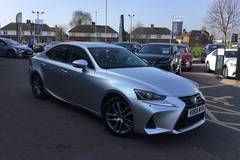 Approved Used Lexus IS Cars