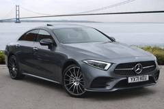 Approved Used Mercedes-Benz CLS Cars