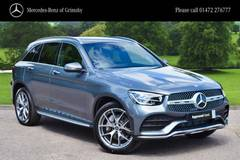 Approved Used Mercedes-Benz GLC Cars