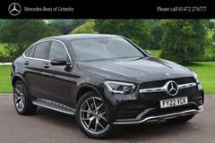 Approved Used Mercedes-Benz GLC Coupe Cars