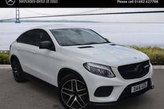 Approved Used Mercedes-Benz GLE Coupe Cars