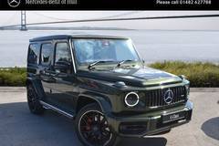 Approved Used Mercedes-Benz G Class Cars