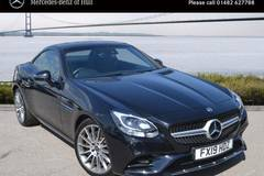 Approved Used Mercedes-Benz SLC Cars