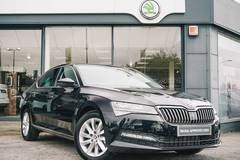Approved Used Skoda Superb Cars
