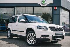 Approved Used Skoda Yeti Outdoor Cars