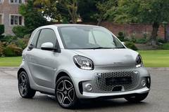 Approved Used Smart Fortwo Coupe Cars