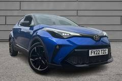 Approved Used Toyota C-HR Cars
