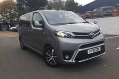 Approved Used Toyota Proace Verso Cars