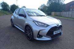 Approved Used Toyota Yaris Cars