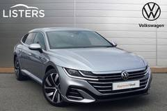 Approved Used Volkswagen Arteon Cars