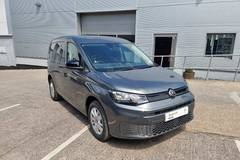 Approved Used Volkswagen Caddy Vans