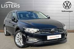 Approved Used Volkswagen Passat Cars