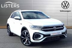 Approved Used Volkswagen T-Roc Cars