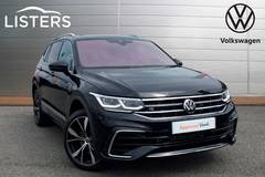 Approved Used Volkswagen Tiguan Allspace Cars