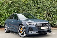 Used Audi e-tron Cars