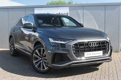 Approved Used Audi Q8 Cars