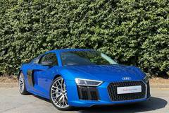 Approved Used Audi R8 Cars