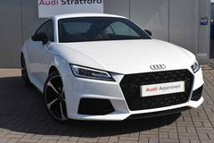 Approved Used Audi TT Cars