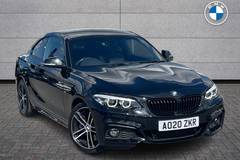 Approved Used BMW 2 Series Cars