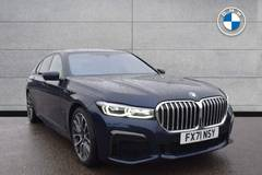 Approved Used BMW 7 Series Cars