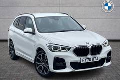 Approved Used BMW X1 Cars