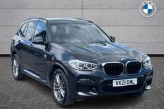 Used BMW X3 Cars