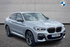 Used BMW X4 Cars