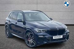Approved Used BMW X5 Cars