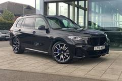 Used BMW X7 Cars
